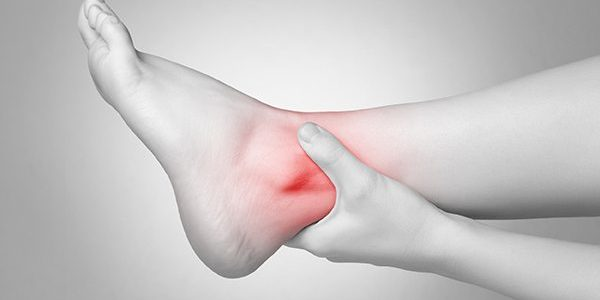 ankle pain treatment in Singapore